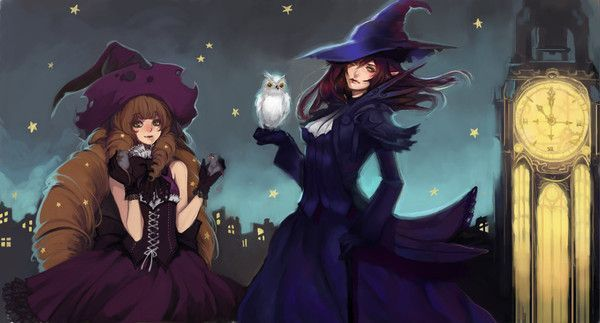 SORCIERES-I-WITCHES