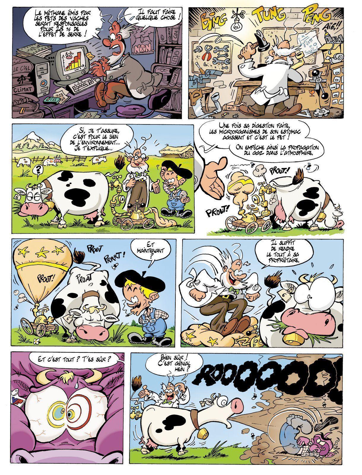 Humour dessins vaches page 15 - Dessin vache humour ...
