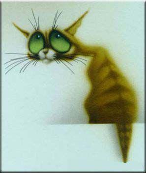 Chats dessins humour images autres page 152 - Dessin chat rigolo ...