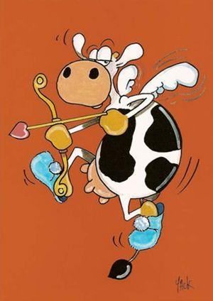 vaca cupido