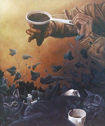 CAFE POUR TROIS